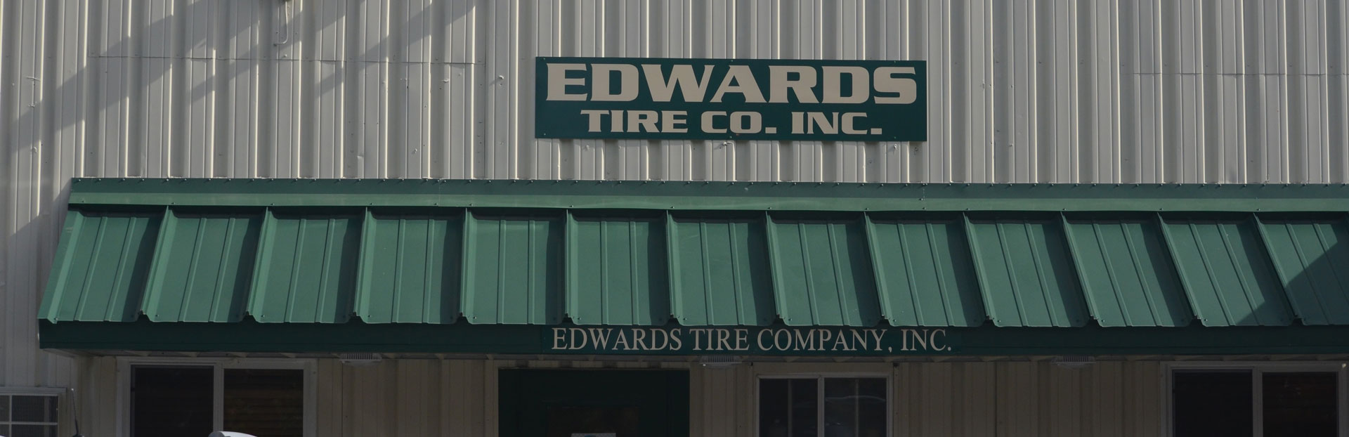 Welcome to Edwards Tire Company